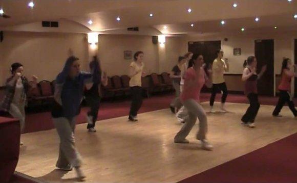And Latin Dance Steps