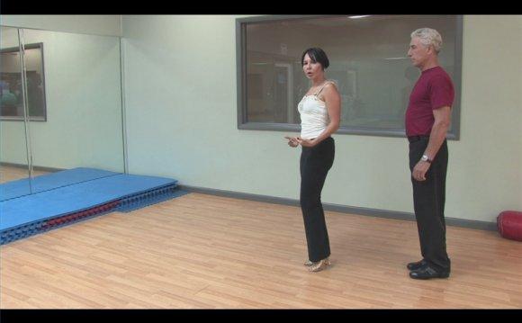 Cha-Cha Dance Steps