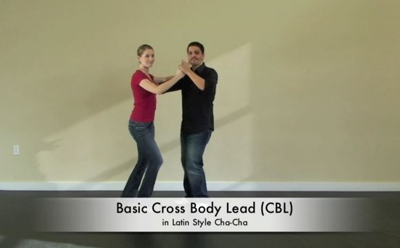 Basic Cha Cha Dance Lesson