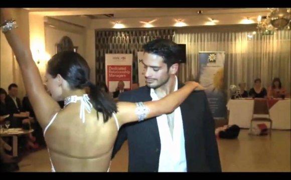 Ballroom and Latin Dancers