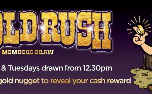 Gold Rush Members Draw