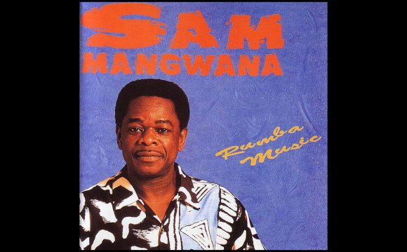 Rumba Music by Sam Mangwana on