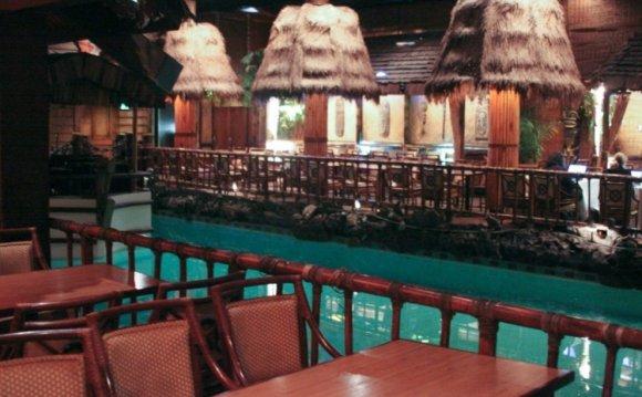Tonga Room Hurricane