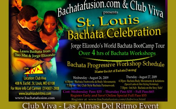 Learning to Dance Bachata