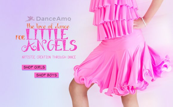 Kids Latin Dance shoes