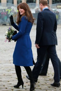 Kate Middleton Scotland