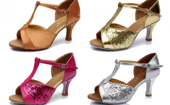 Latin Dance shoes for Women