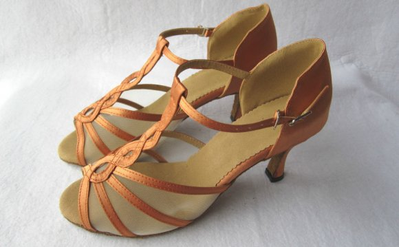 Latin Dance Shoes, Salsa