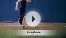 General Actions & Steps of Latin American Dancing