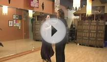 Rumba Demo for Beginning Ballroom Dancing