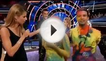 Willow Shields & Mark Argentine tango - Dancing With The