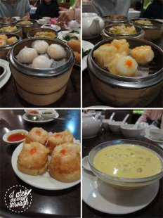 Yum cha at Palace Chinese Restaurant, Sydney